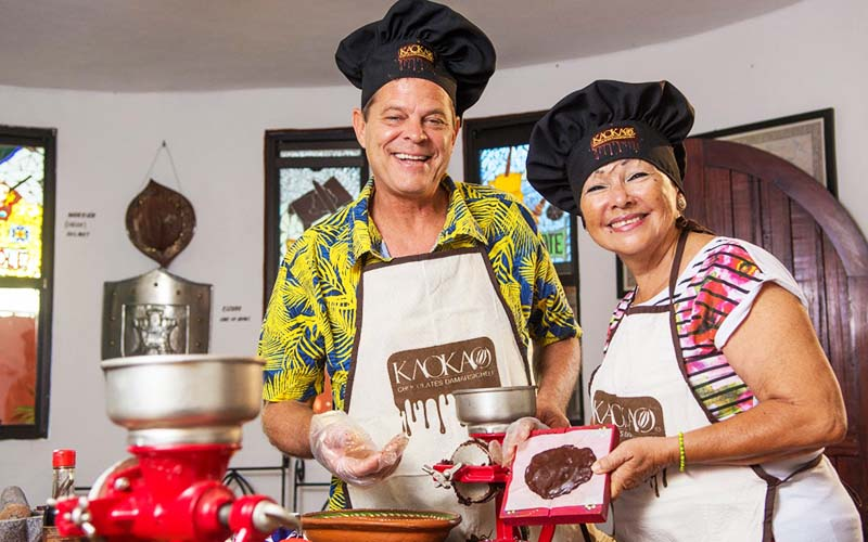 craft your chocolate cozumel